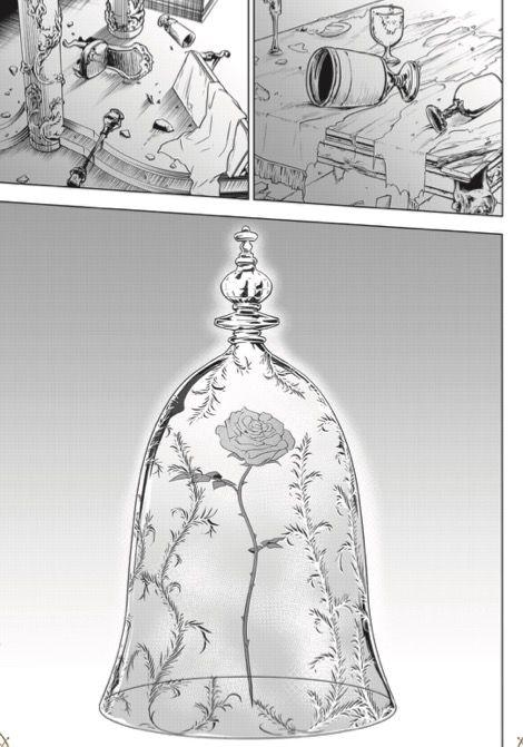 La belle et la b te adapt en manga arrive chez nobi nobi 22 mars 2017 manga news - Rose sous cloche la belle et la bete ...