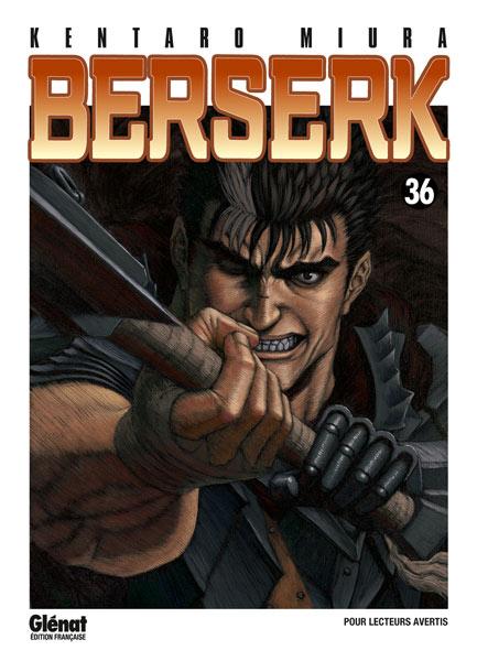 Berserk Vol.36