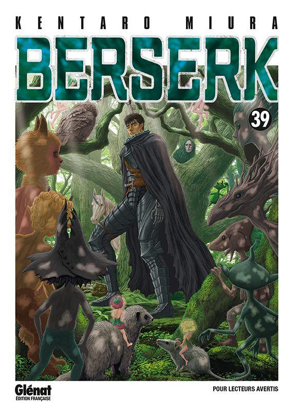 Berserk Vol.39