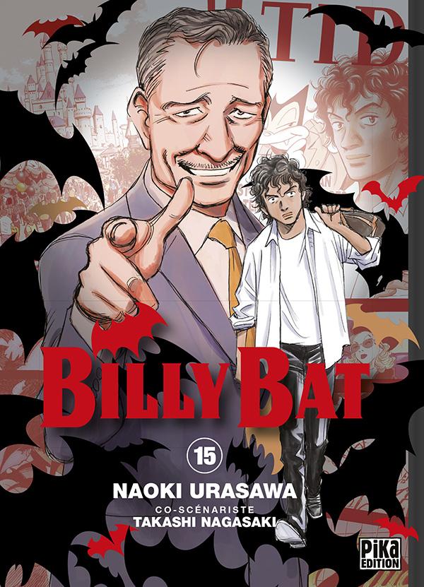 Manga - Manhwa - Billy Bat Vol.15