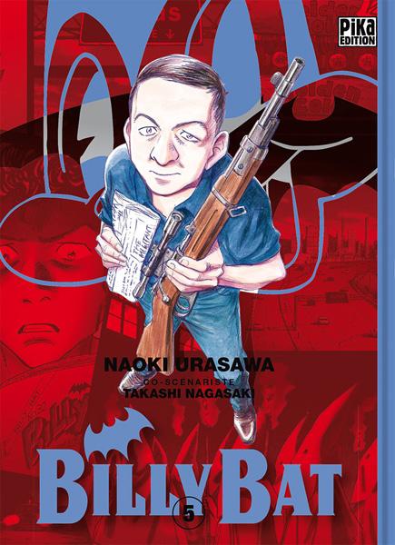 [MANGA] Billy Bat Billy-bat-5-pika