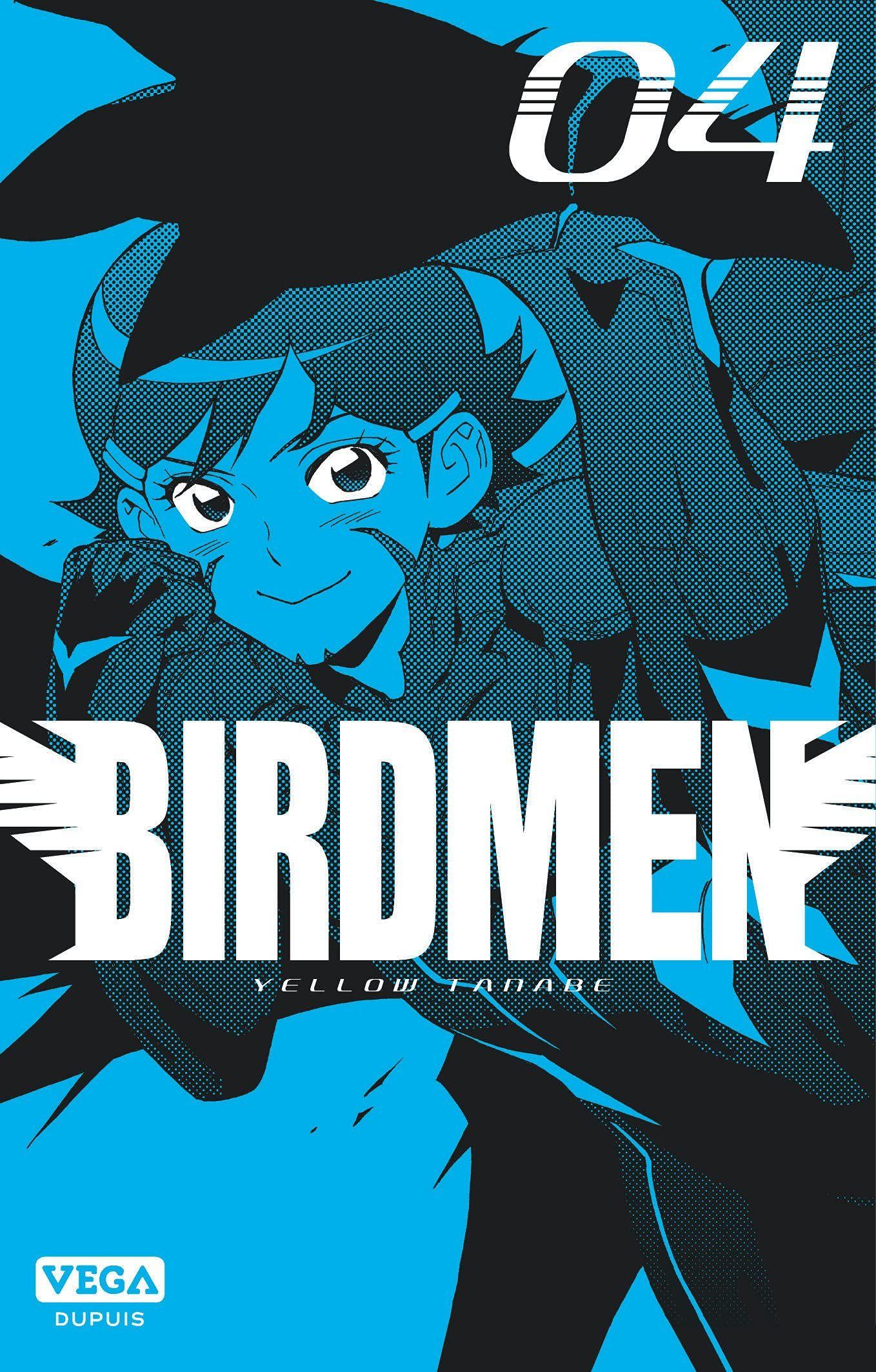 Manga - Manhwa - Birdmen Vol.4