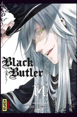 Black Butler Vol.14