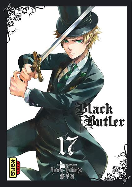 Black Butler Vol.17