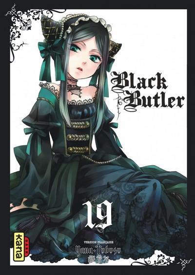 Black Butler Vol.19