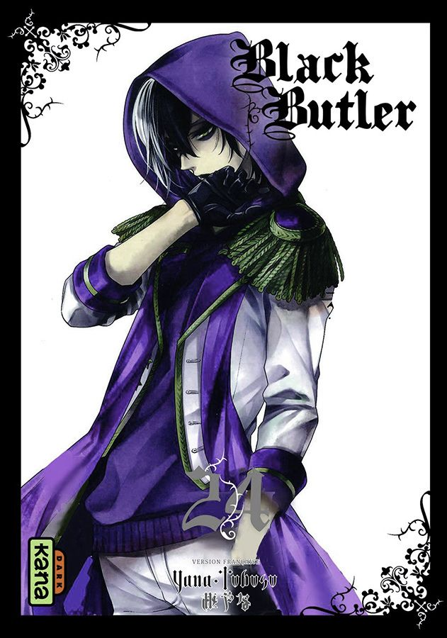 Black Butler Vol.24