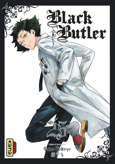 Black Butler Vol.25