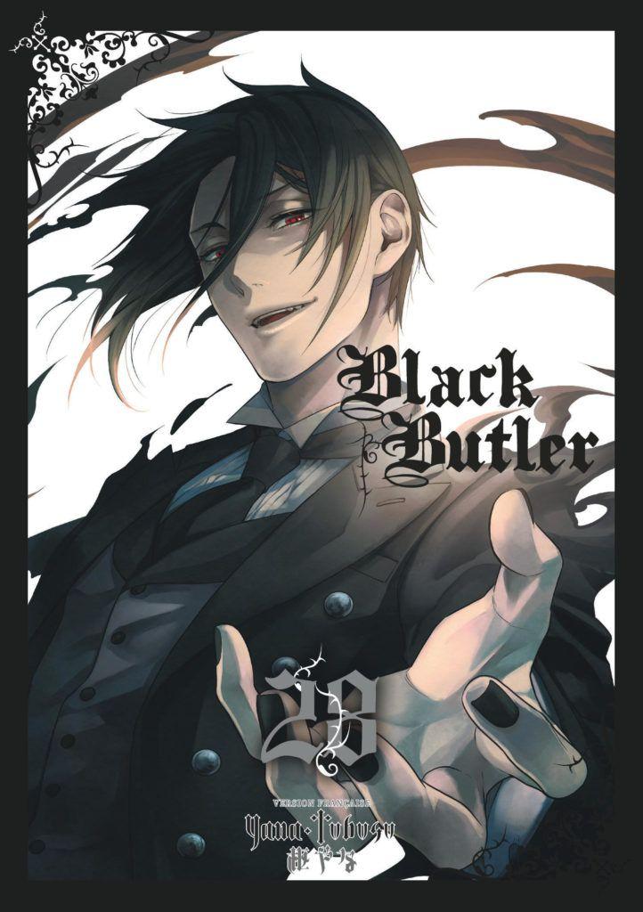 Black Butler Vol.28