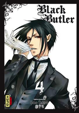 Black Butler Vol.4