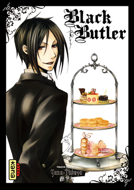 Black Butler Vol.2