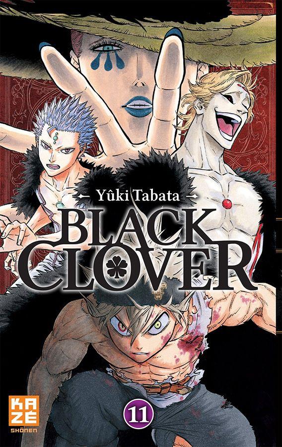 Black Clover Vol.11