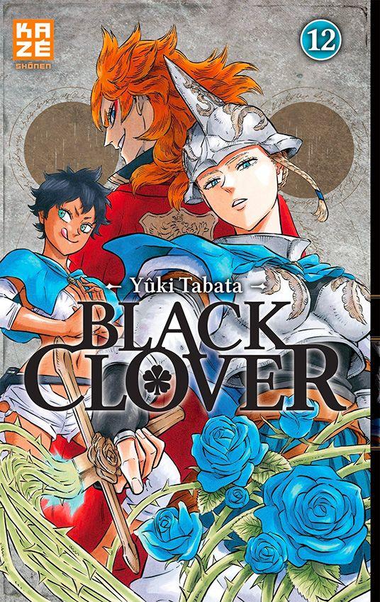 Black Clover Vol.12