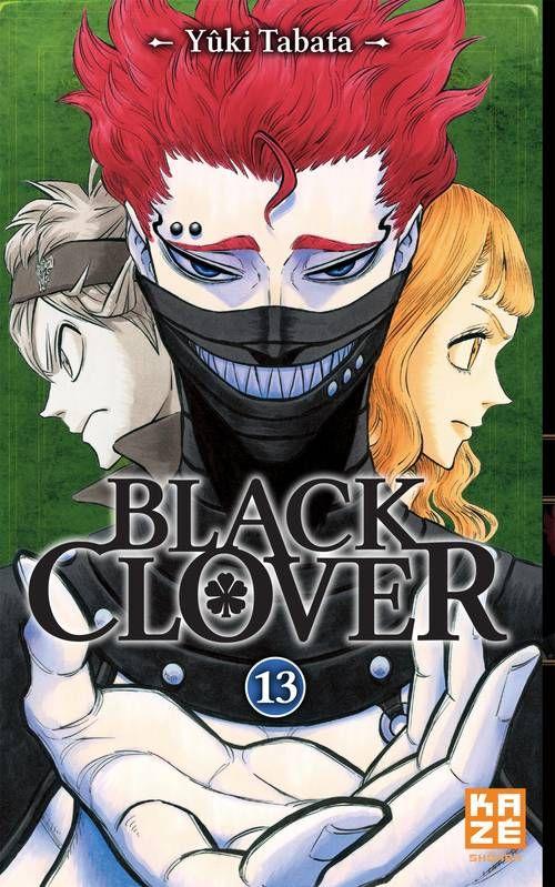 Black Clover Vol.13