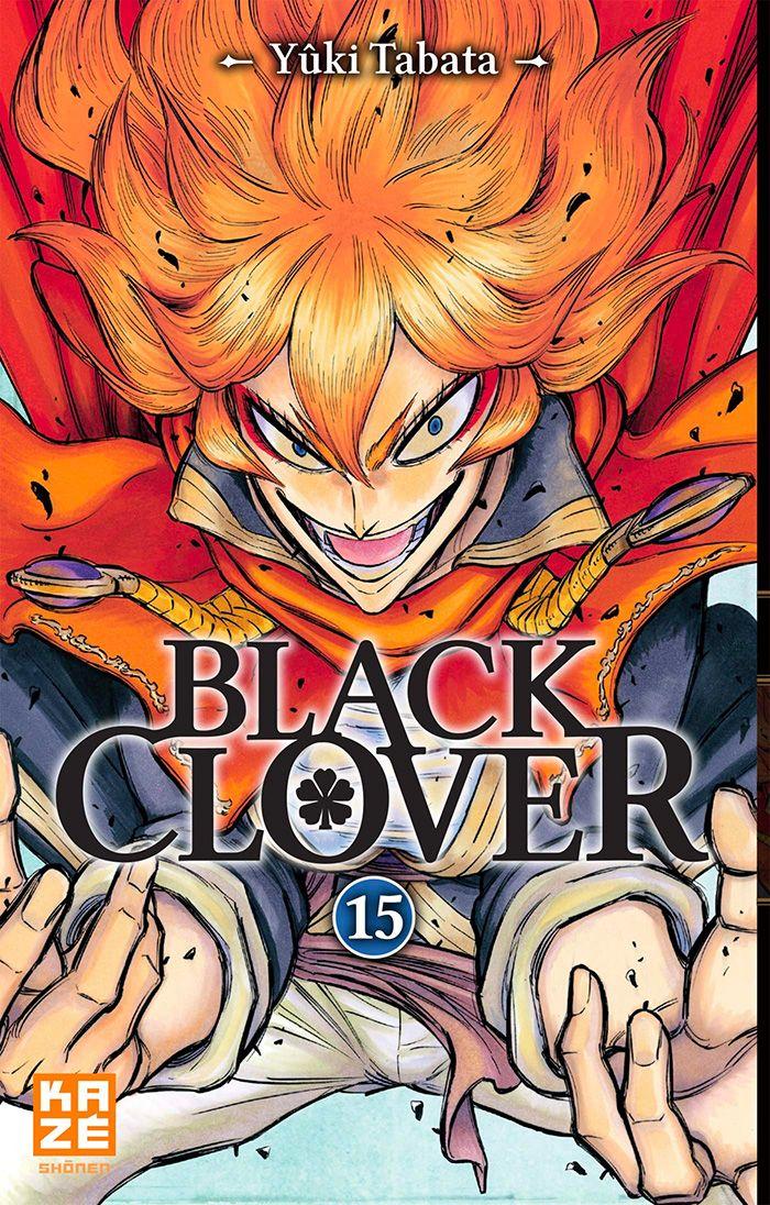 Black Clover Vol.15