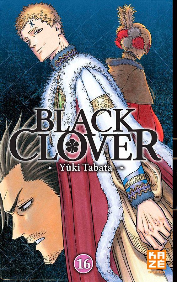 Black Clover Vol.16