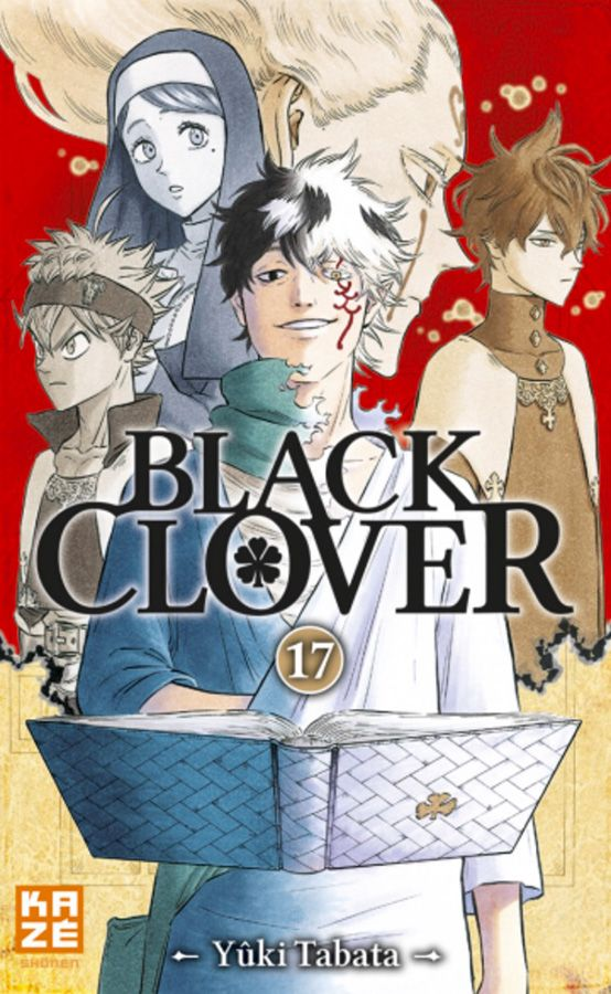 Black Clover Vol.17