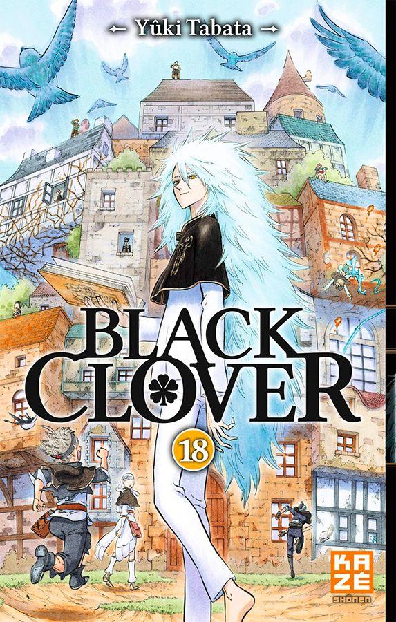 Black Clover Vol.18