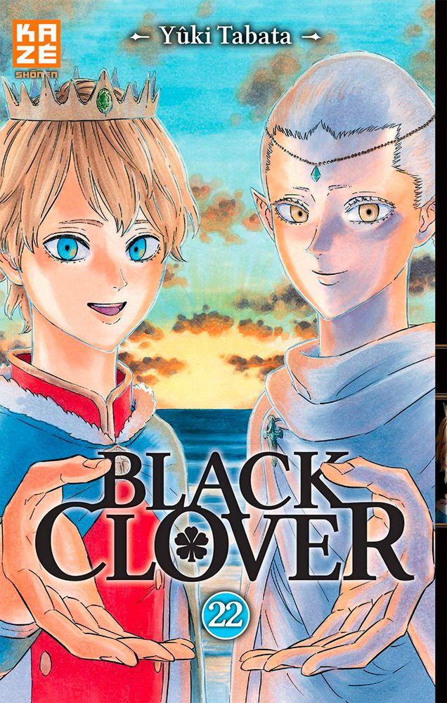 Black Clover Vol.22