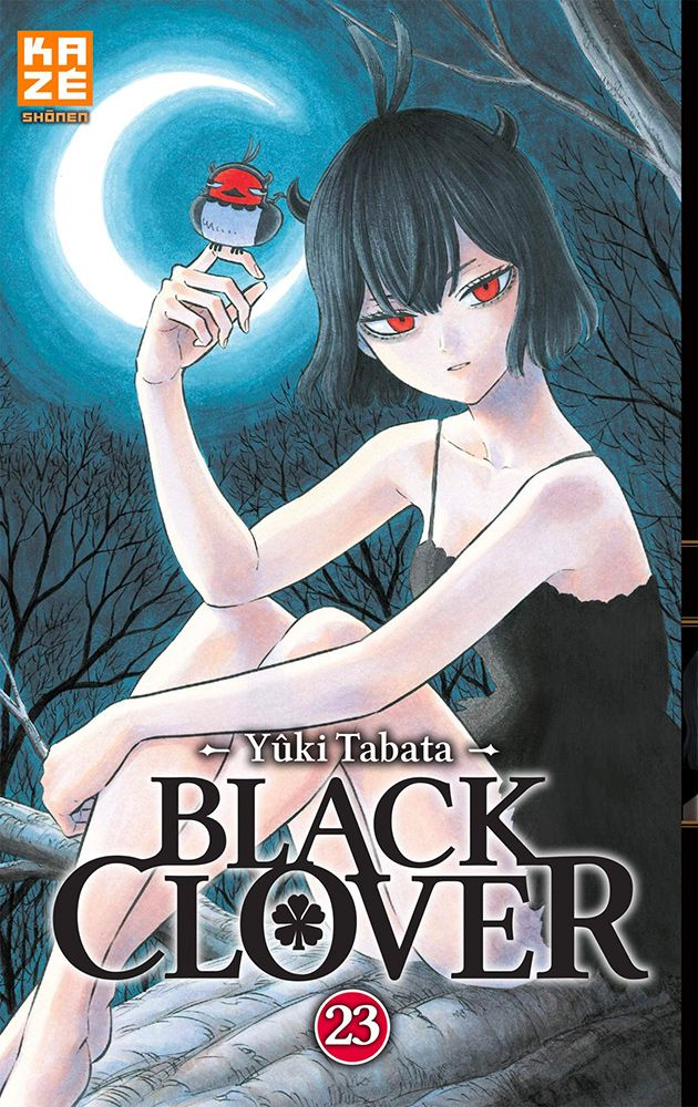 Black Clover Vol.23