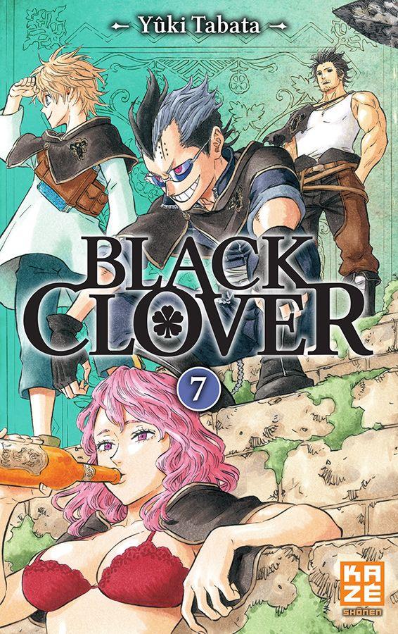 Black Clover Vol.7
