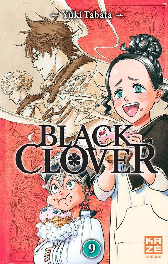 Black Clover Vol.9