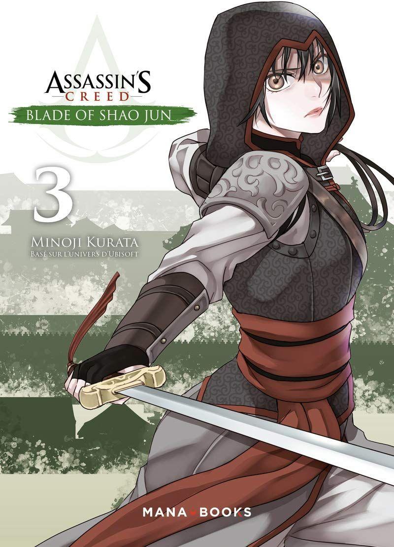 Sortie Manga au Québec JUIN 2021 Blade-of-shao-3-mana