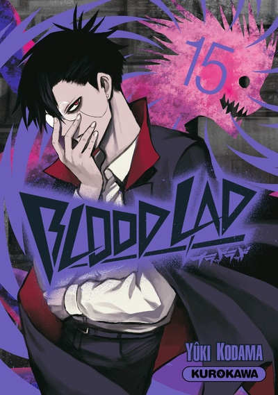 blood lad manga manga news. Black Bedroom Furniture Sets. Home Design Ideas