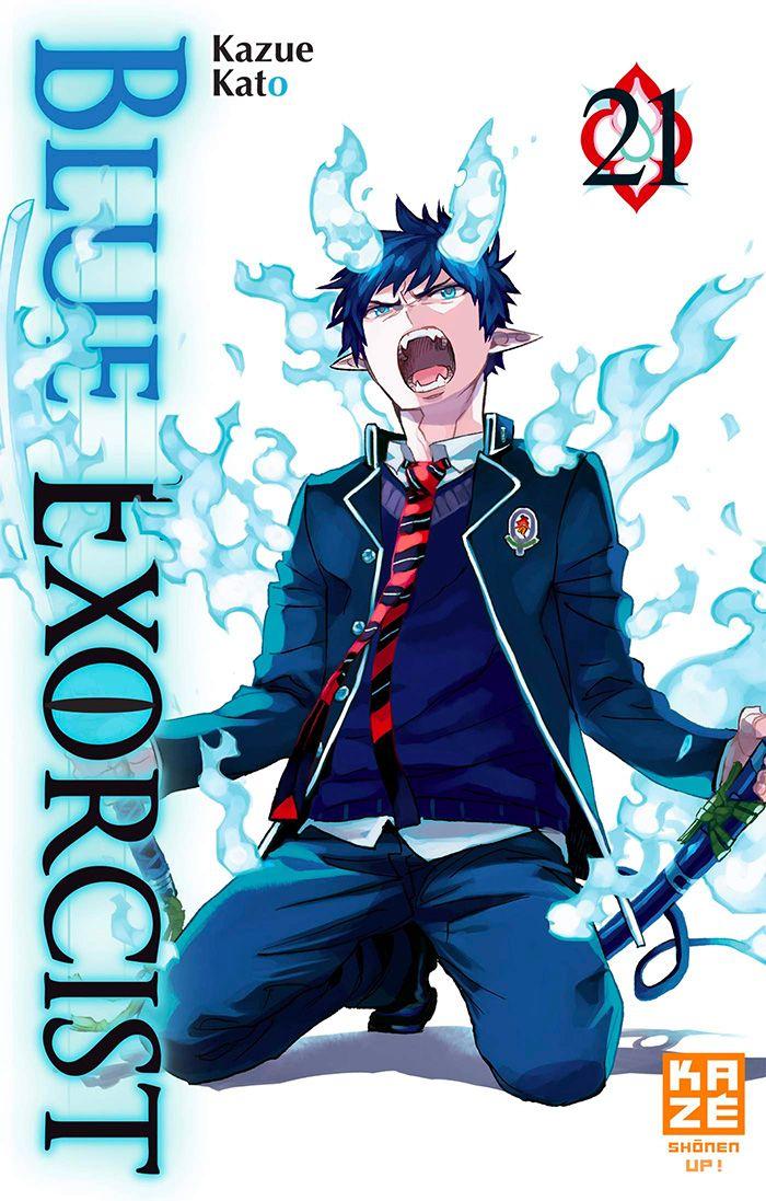 Manga - Manhwa - Blue Exorcist Vol.21