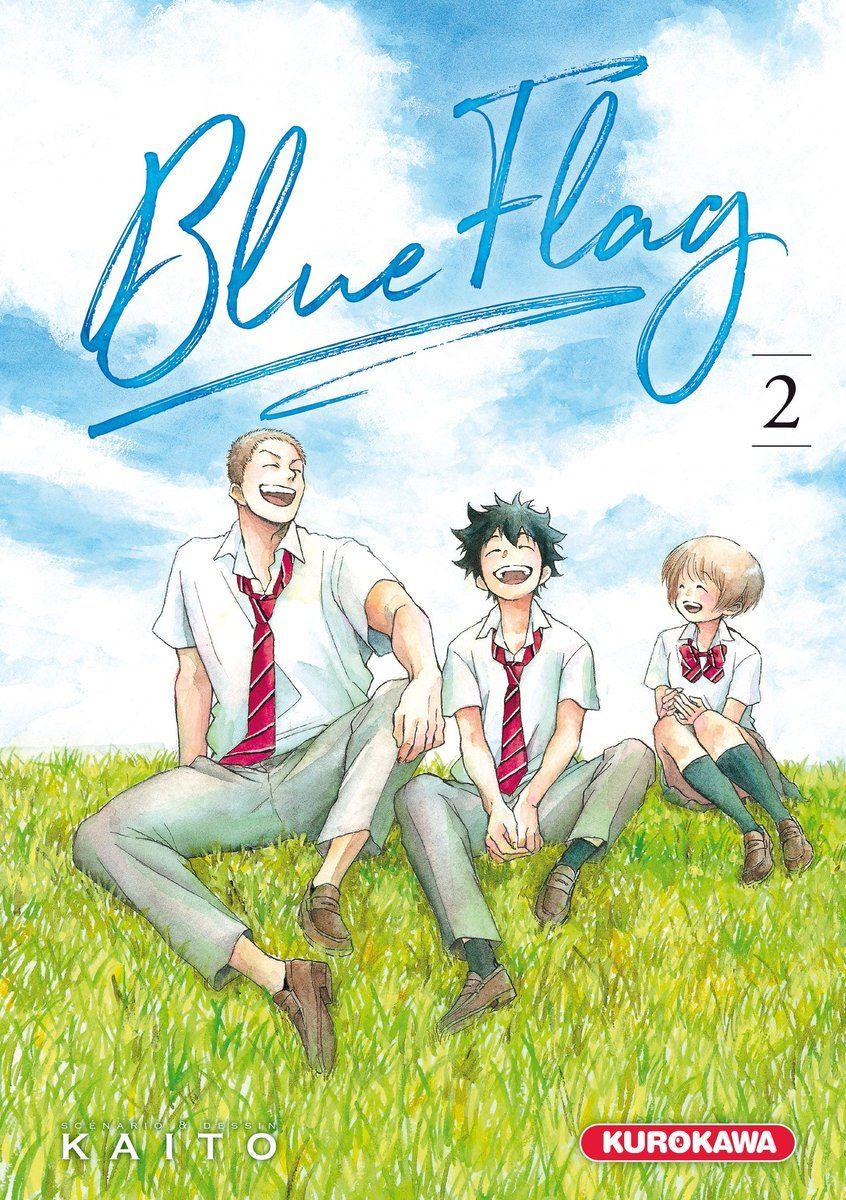 Manga - Manhwa - Blue Flag Vol.2