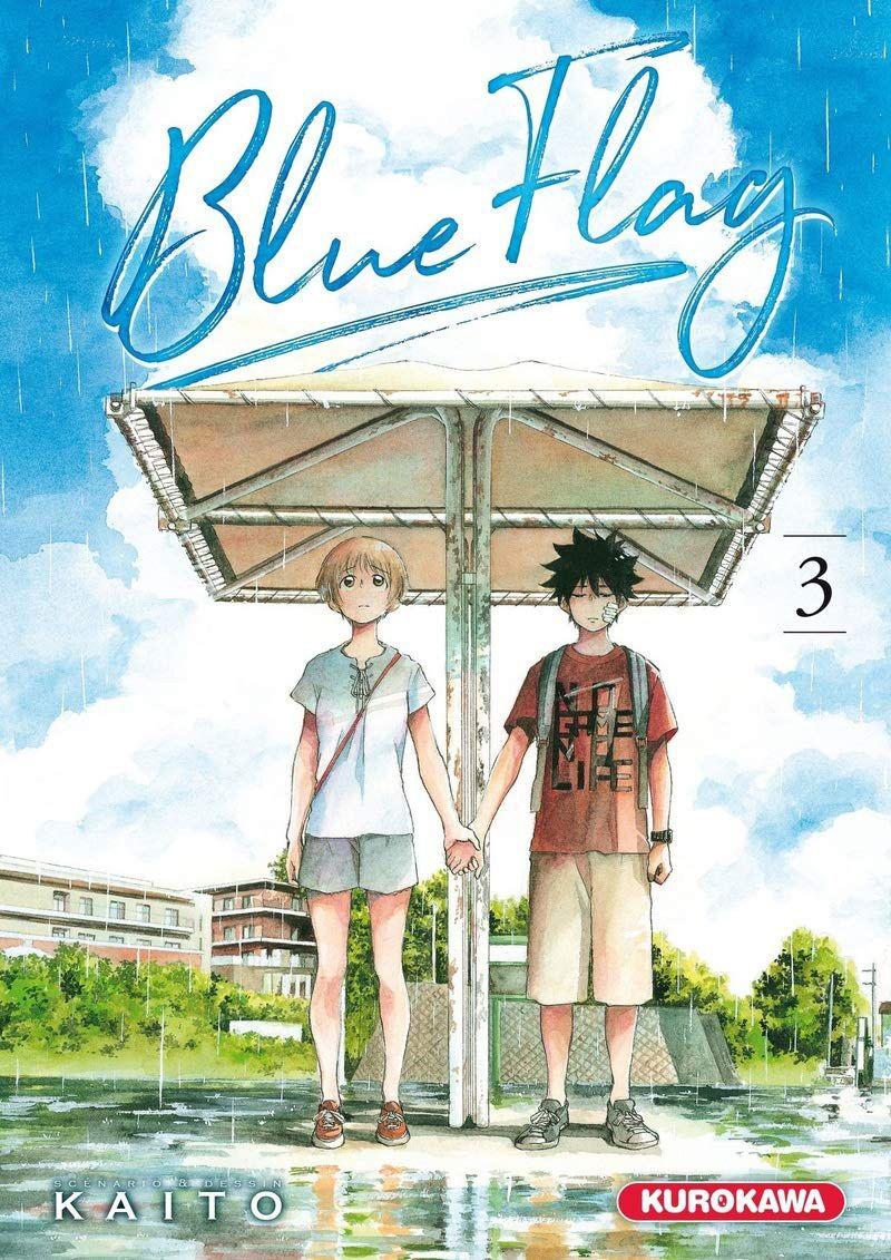Manga - Manhwa - Blue Flag Vol.3
