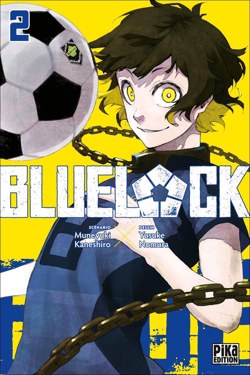 Manga - Manhwa - Blue Lock Vol.2