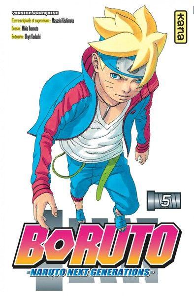 Manga - Manhwa - Boruto - Naruto Next Generations Vol.5