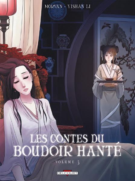 vol 3 contes du boudoir hant les manga manga news. Black Bedroom Furniture Sets. Home Design Ideas