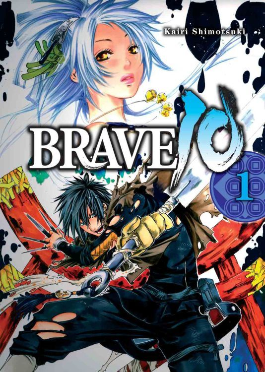 Brave 10 - Intégrale