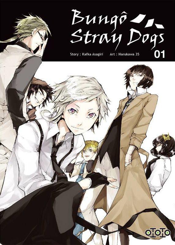 Bungô Stray Dogs Vol.1