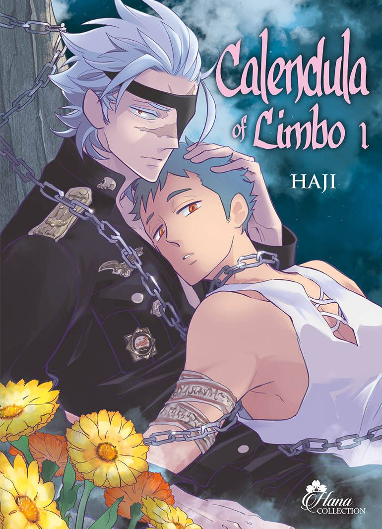 Manga - yaoi - Calendula of Limbo Vol.1