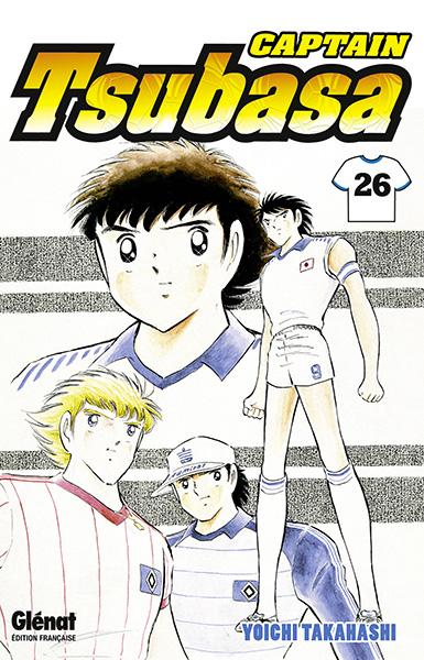 CAPTAIN TSUBASA © 1981 by Yoichi Takahashi / SHUEISHA Inc.