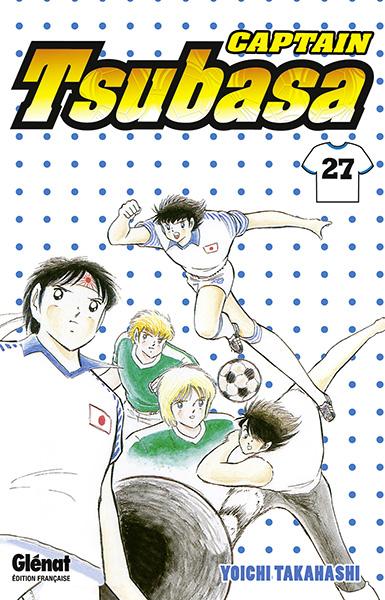 Captain Tsubasa - Olive et Tom Vol.27
