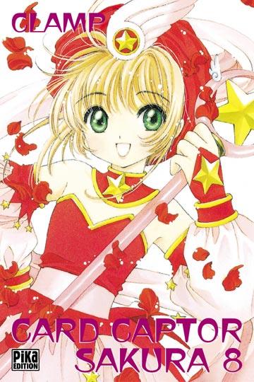 Période des Sakura Cards (Tomes 7 => 12) Cardcaptorsakura8_g