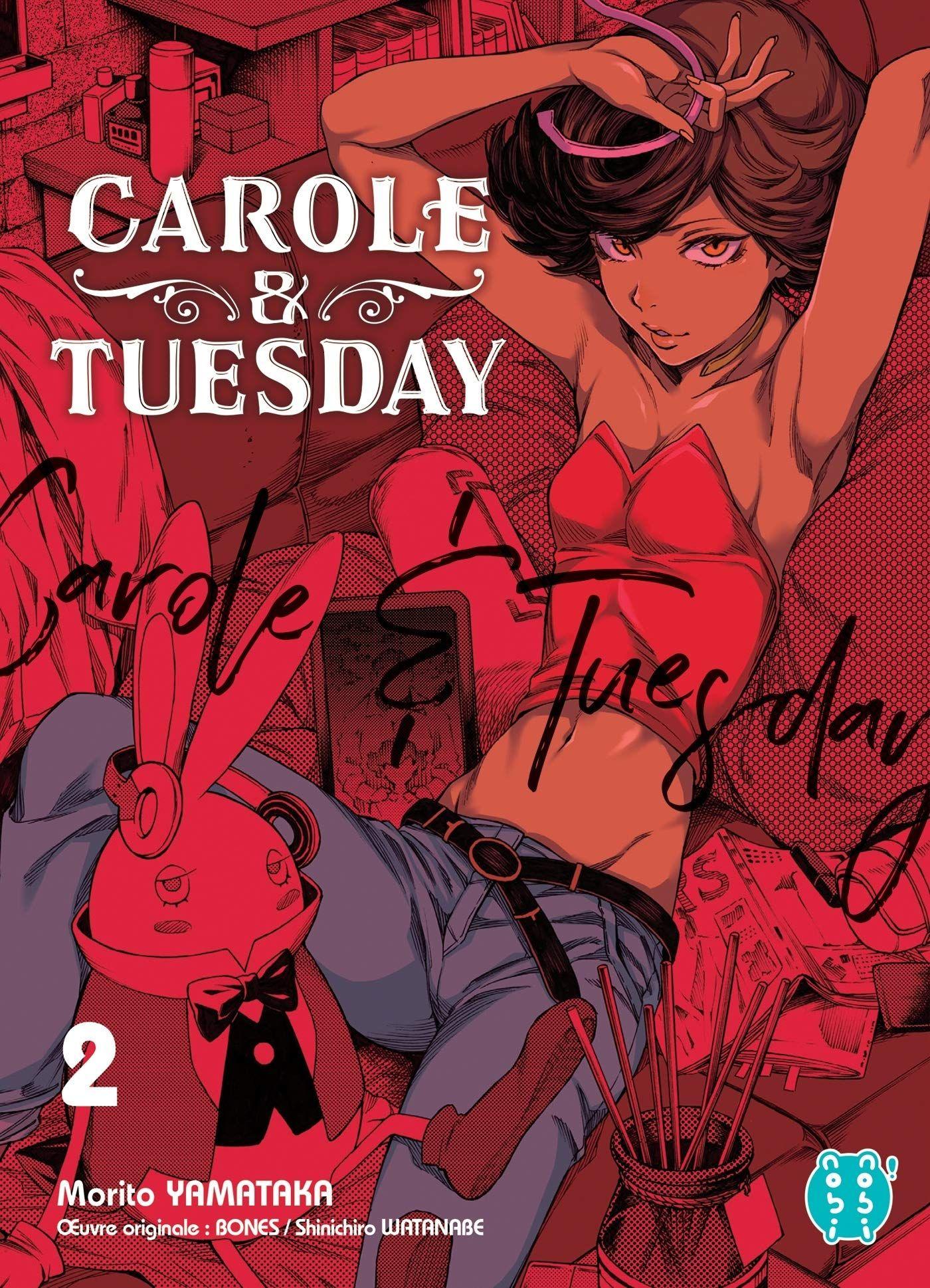 Manga - Manhwa - Carole and Tuesday Vol.2