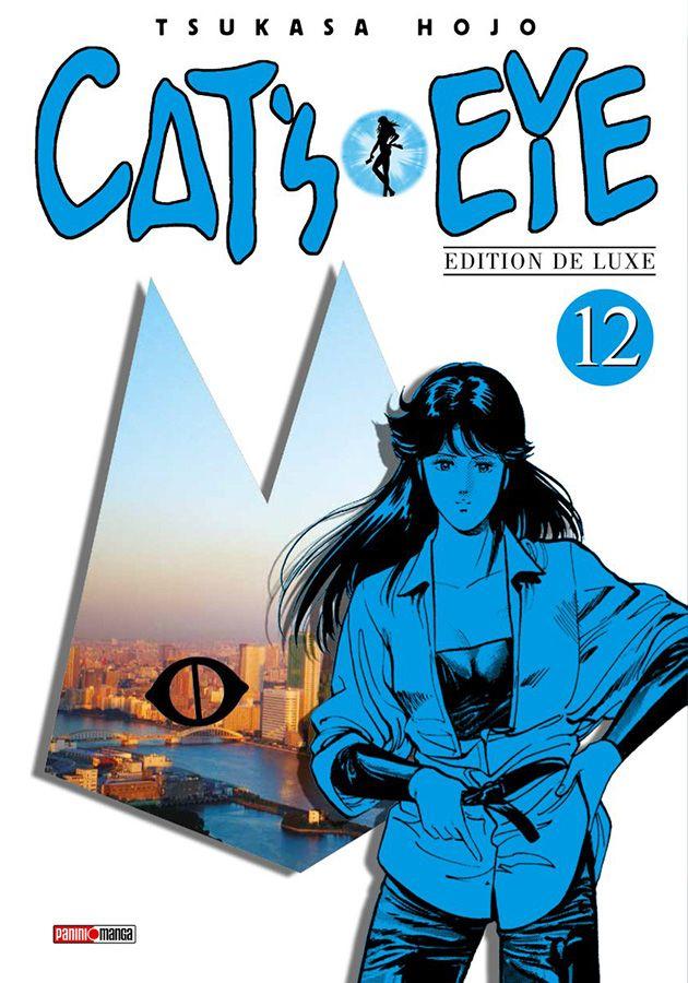 Cat's eye - Nouvelle Edition Vol.12