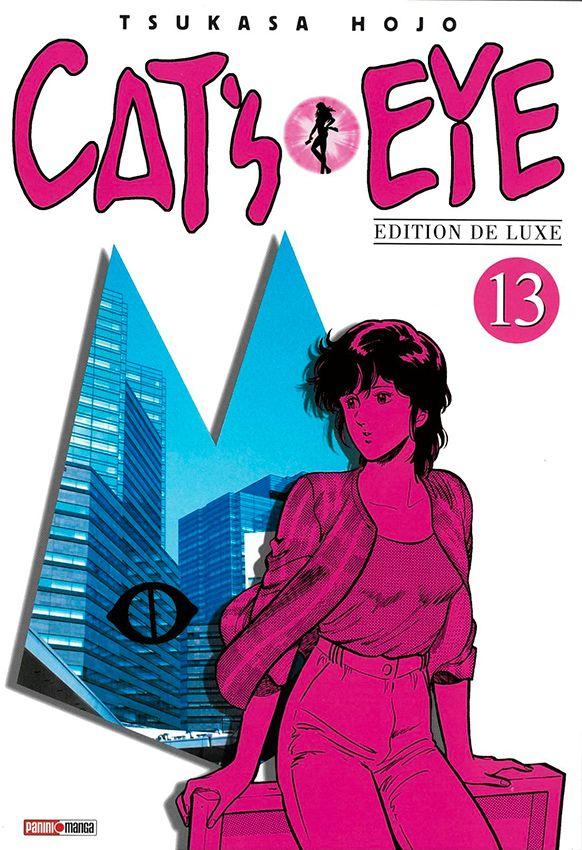 Cat's eye - Nouvelle Edition Vol.13