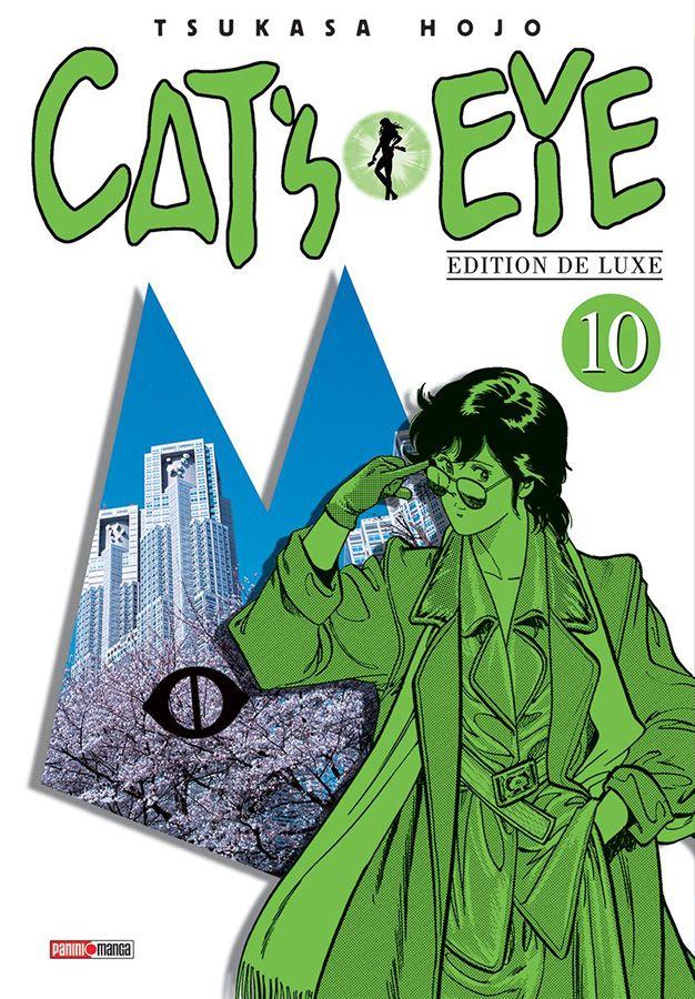 Cat's eye - Nouvelle Edition Vol.10