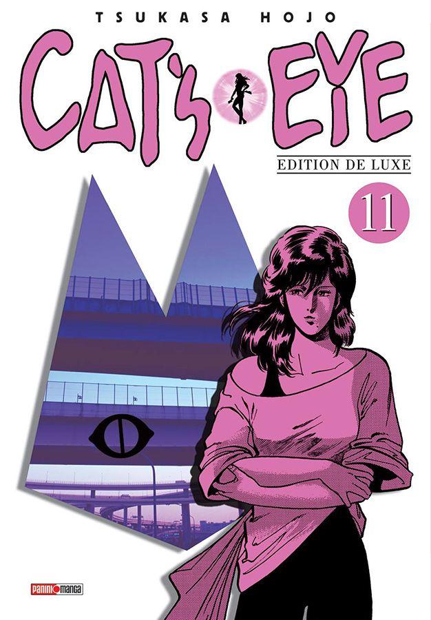Cat's eye - Nouvelle Edition Vol.11