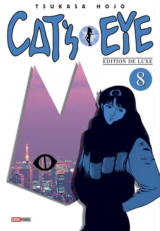 Cat's eye - Nouvelle Edition Vol.8