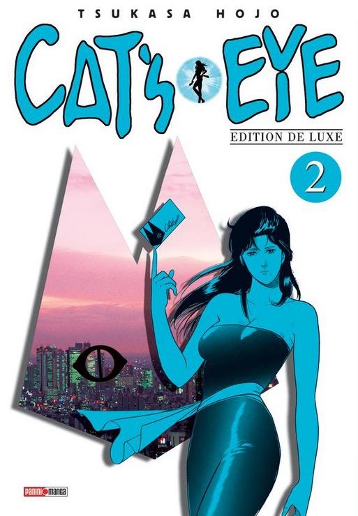 Cat's eye - Nouvelle Edition Vol.2