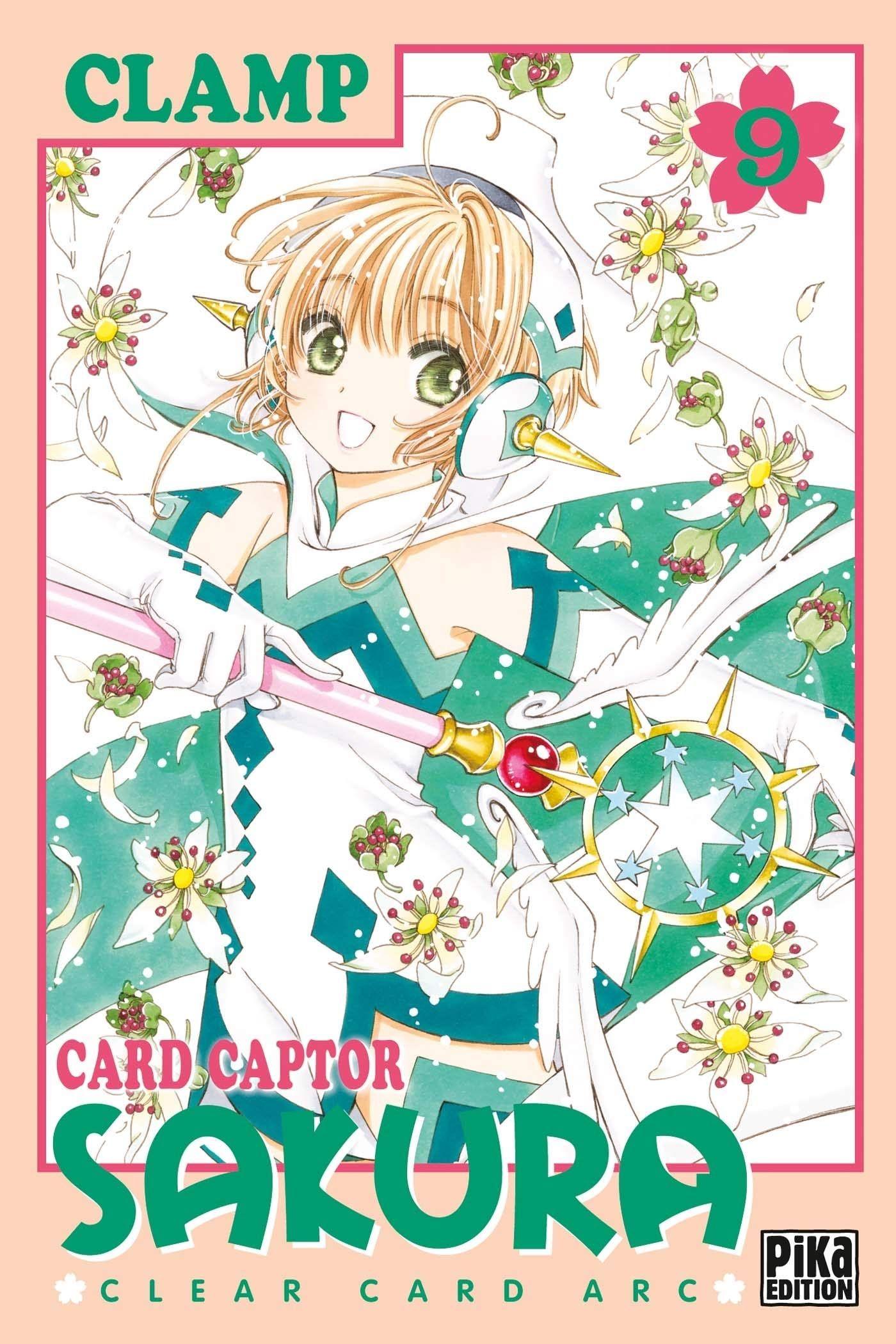 Sortie Manga au Québec JUIN 2021 Cc-sakura-clear-card-9-pika