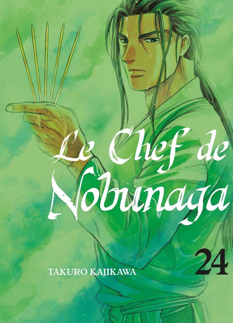 Chef de Nobunaga (le) Vol.24