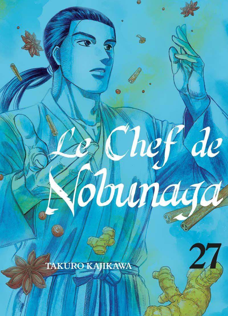 Sortie Manga au Québec JUIN 2021 Chef-nobunaga-27-komikku
