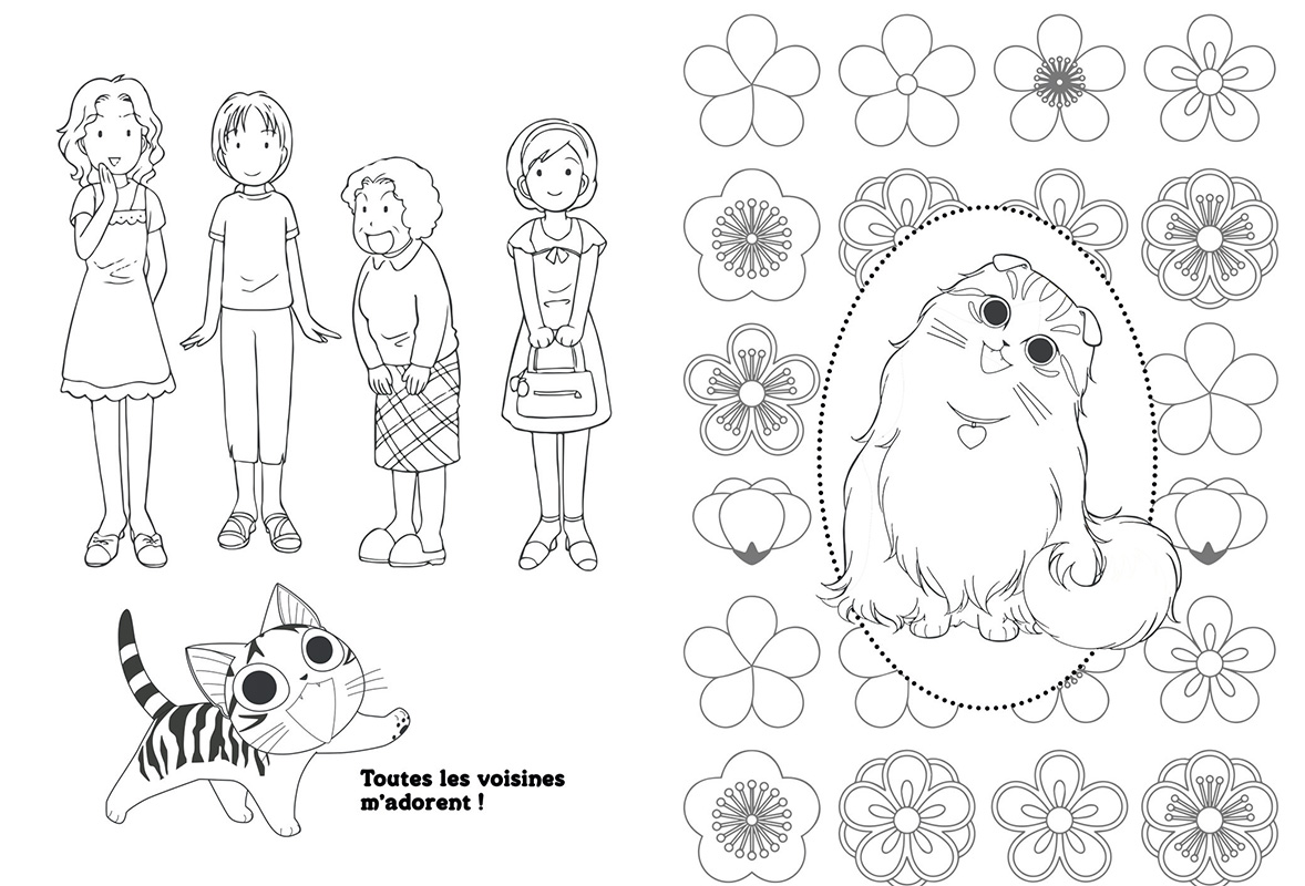Des cahiers d'activités pour Chi - Une vie de chat, 12 Mai ...